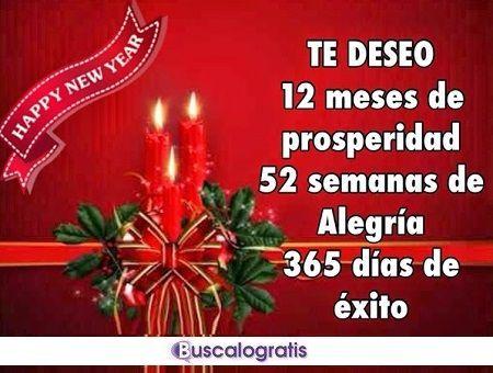 Frases y saludos de navidad y ano nuevo