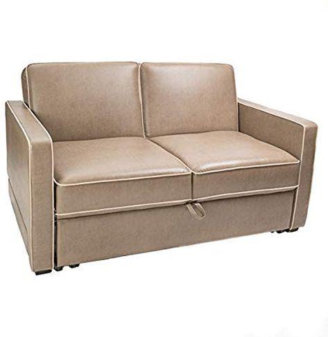 Camper Comfort Rollout Sleeper Sofa