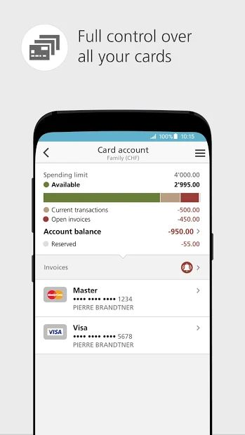 Ubs Mobile Banking E Banking For On The Go Apps On Google Play Mobile Banking Banking App Banking