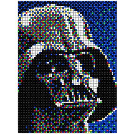 Pixel Art Star Wars Darth Vader