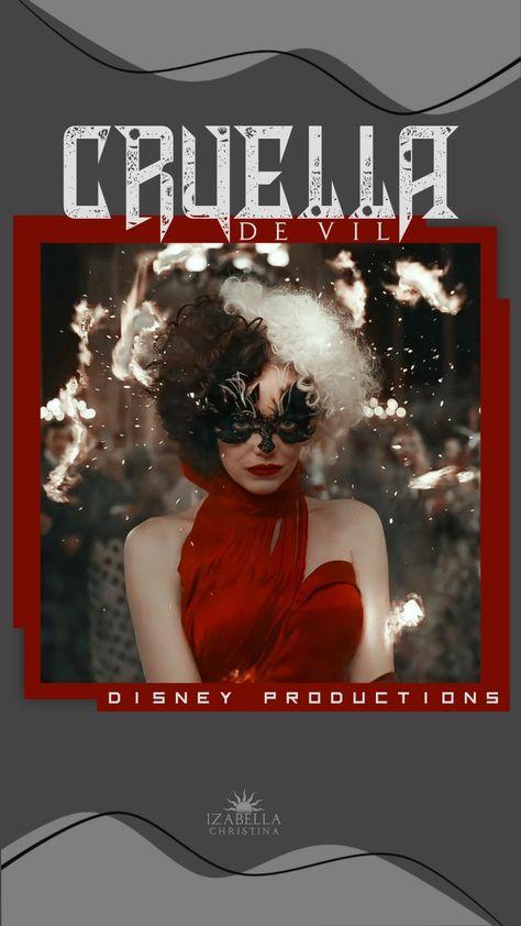 Cruella de Vil Wallpaper | Disney+
