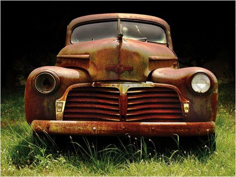 Amazing Pics - Worlds Most Amazing Pictures: Amazing Rusted Cars