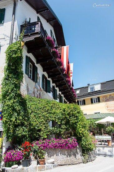 Höchster Ausblick auf den Wolfgangsee | Gasthof zur Post St. Gilgen