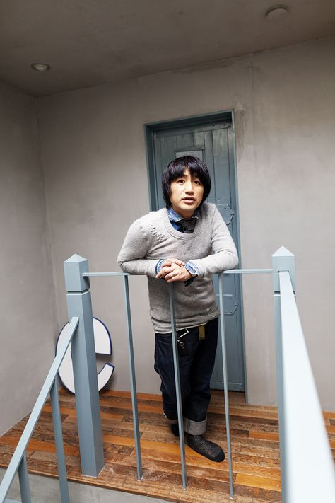 Mihara Yasuhiro - Fashion Designer