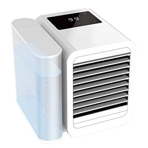 Rlf Lf Lcd Simple High End Small Air Coolers 1000ml High Capacity