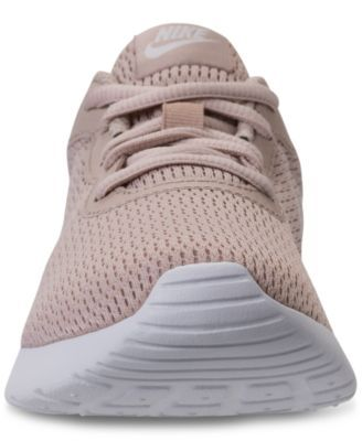 Nike Women's Tanjun Racer Casual Sneakers from Finish Line
