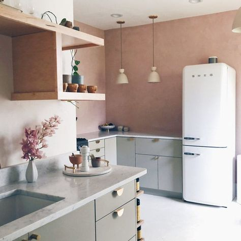 this blogger's ikea kitchen makeover is budget-friendly