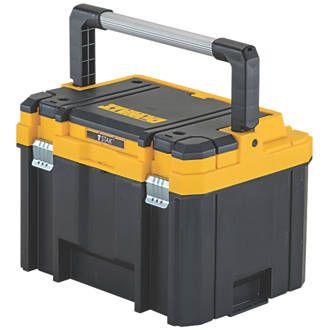 Dewalt Tstak Tool Box With Organiser 17 Tool Box Portable Tool Box Best Tool Bag