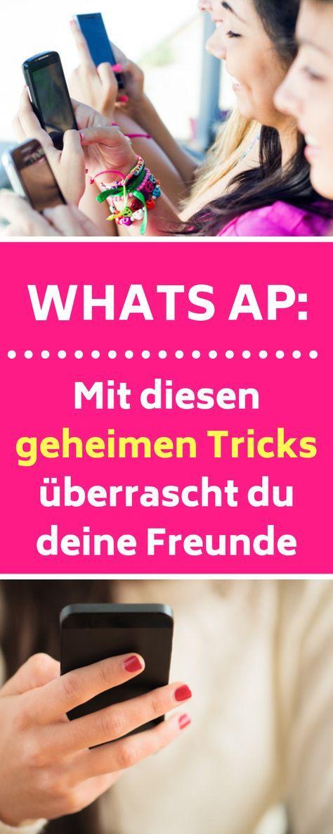 9 Geheime Whatsapp Funktionen Die Fast Keiner Kennt Whats