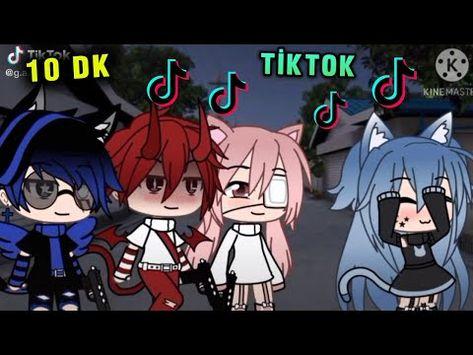 Gachalife Tiktok Compilation 4 Youtube Anime Boys Art