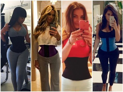 bf39b4504c3 What is the secret to getting that snatched waist  Could it be the  combination of waist training and working out  Keep reading to find out!