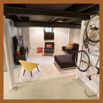 Cheap Basement Ideas And Makeover On A Dime Unfinished Basement Hacks Home Decor Ideas Cheap Basement Ideas Basement Bathroom Basement Remodeling