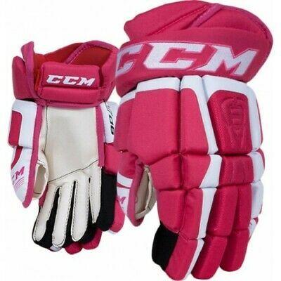 Advertisement Ebay Ccm U 06 Pink Hockey Ringette Gloves Size 10 Open Box Ringette Hockey Equipment Gloves