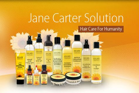 The Best Organic and Natural Hair Products For Dry Hair by Jane Carter Solution