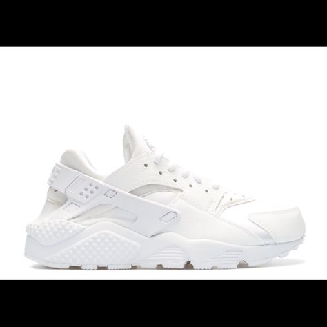 new style f0bff ecfed Nike Shoes   Nike Huaraches White Used   Color  White   Size  10