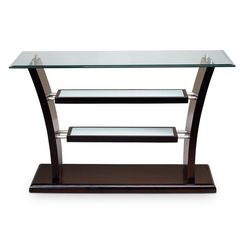Bell Aer Sofa Table Value City Furniture Home Decor