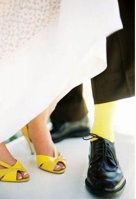 Scarpe Sposa Gialle.20140514 150501 Jpg Matrimoni In Giallo Sposo Matrimonio Giallo
