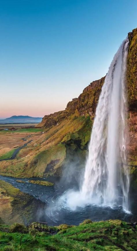 175 Waterfall Quotes to Inspire Nature & Adventure Lovers For a Trip. Best waterfall quotes and awesome waterfall captions for Instagram for you. #waterfallquotes