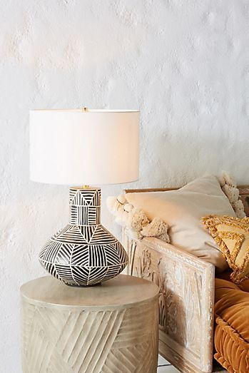 Lighting Decorative Unique Lighting Anthropologie Table Lamp Ceramic Table Lamps Lamp