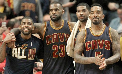 LeBron James gets plenty of help as Cleveland Cavaliers move past
