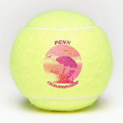 PENN 3Pk Yellow Tennis Ball