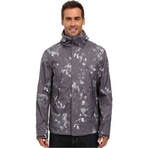 The North Face Metro Mountain Jacket (Graphite Grey Floral