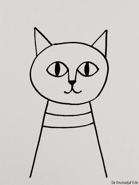 graphisme tekenen met figuren in kleurplaten graphisme