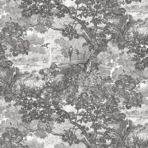 Beacon House Zen Garden Turquoise Toile Paper Strippable Roll Covers 56 4 Sq Ft 2669 21765 The Home Depo In 2020 Jungle Wallpaper Toile Wallpaper Vinyl Wallpaper