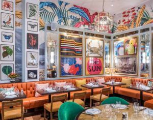 Image Result For Maximalist Restaurant Brighton Restaurants Luxury Restaurant Restaurant Interior