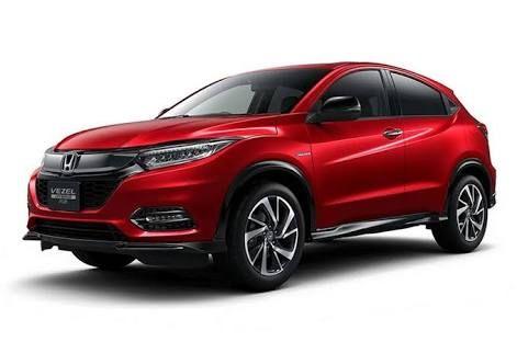 All New Compact Suv Honda Hr V Launching Coming Months In 2020 Honda Hrv Suv Honda Suv