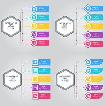 معلومات الرسم البياني قالب مفهوم الإبداع In 2020 Powerpoint Design Templates Business Presentation Templates Infographic Templates