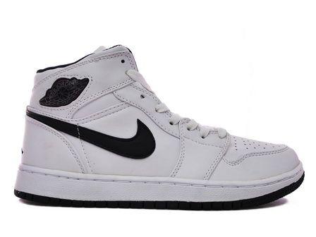 Jordan 1 Og Hvit Low