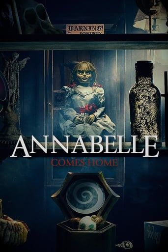 Hd 1080p Annabelle Comes Home Pelicula Completa En Espanol Latino Mega Videos Linea Espanol Full Movies Home Movies Lorraine Warren