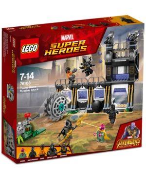 Lego Super Heroes Corvus Glaive Thresher Attack 76103 Misc Lego Marvel Super Heroes Lego Marvel S Avengers Lego Super Heroes
