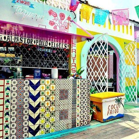 All the colours of Mexicola ( @motelmexicola ) - Serving Bali tacos, tequila and good times all day, every day..... #motelmexicola #seminyak #tacos #bali #mexicanfood #tequila #hola #balirestaurant #thebalibible #mybalibible #balibible