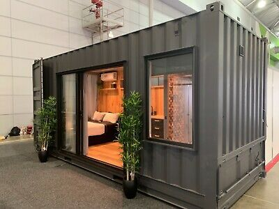 Converted Shipping Container Miscellaneous Goods Gumtree Australia Brisbane South Ea In 2020 Container House Converted Shipping Containers Shipping Container Homes