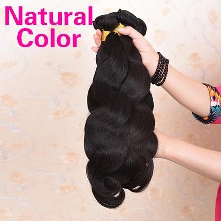 Brand Name: ali cocoMaterial Grade: Non-remy HairTexture: Body WaveLongest Hair Proportion: >=10%Hair Extension Type: WeavingHuman Hair Type: Brazilian HairChemical Processing: PermedSuitable Dying Colors: All ColorsCan Be Permed: YesMaterial: Human HairHair Weft: Machine Double Weft