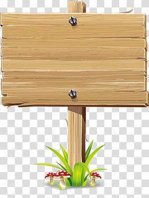 Wood Sign Billboard Wood Signs Brown Wooden Signage Illustration Transparent Background Png Clipart Wooden Signage Wood Signage Wood Texture
