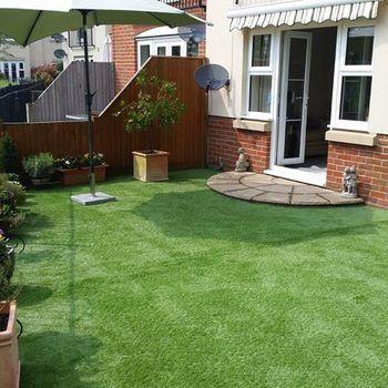 Madrid Artificial Grass Small Backyard Patio Artificial Turf