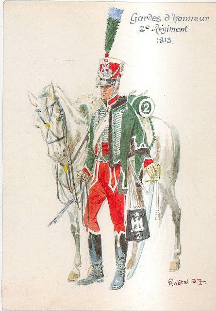 Epingle Par Elisabeth Gerard Sur Empire Etat Major Regiment Et