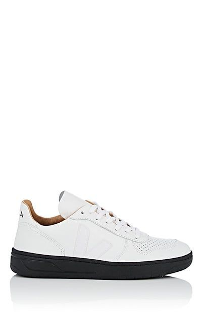 The V-10 Leather Sneakers from VEJA at