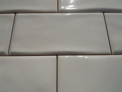 Wavy White Subway Tile Precedent Images In 2019