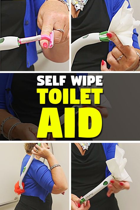 Best Self Wipe Toilet Aid For Elderly Disabled Freedom Wand Thesuperboo Wipes Best Self Elderly