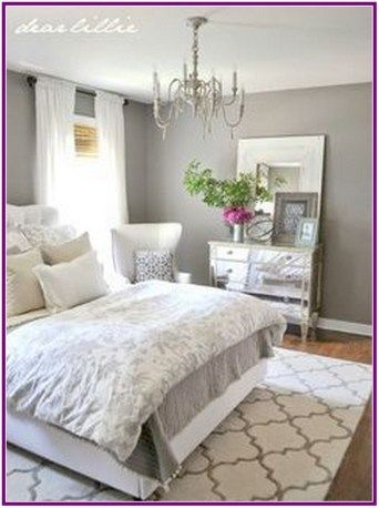 27 Exquisitely Admirable Modern French Bedroom Ideas To Steal 00024 Small Bedroom Decor Small Room Bedroom Woman Bedroom