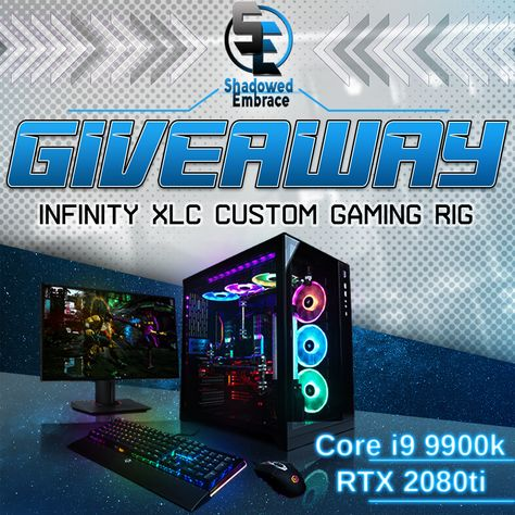 Gaming Pc Giveaway 2019