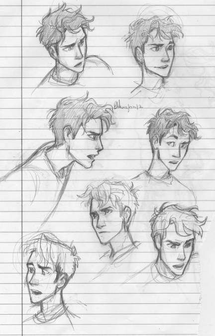 New drawing hair male facial expressions 47 Ideas #hair #drawing