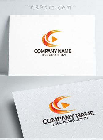 Player Logo Design Logo Design Logo Icon Corporate Logo Simple Logo Company Logo Corporate Icon Tech In 2020 Design Company Names Branding Design Logo Name Logo