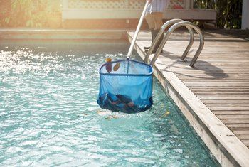 How To Remove Fine Dust Sand Or Sediment From A Pool Concrete Swimming Pool Pool Cleaning Pool Cleaning Tips