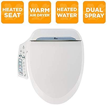 Bio Bidet Ultimate Bb 600 Advanced Bidet Toilet Seat Elongated