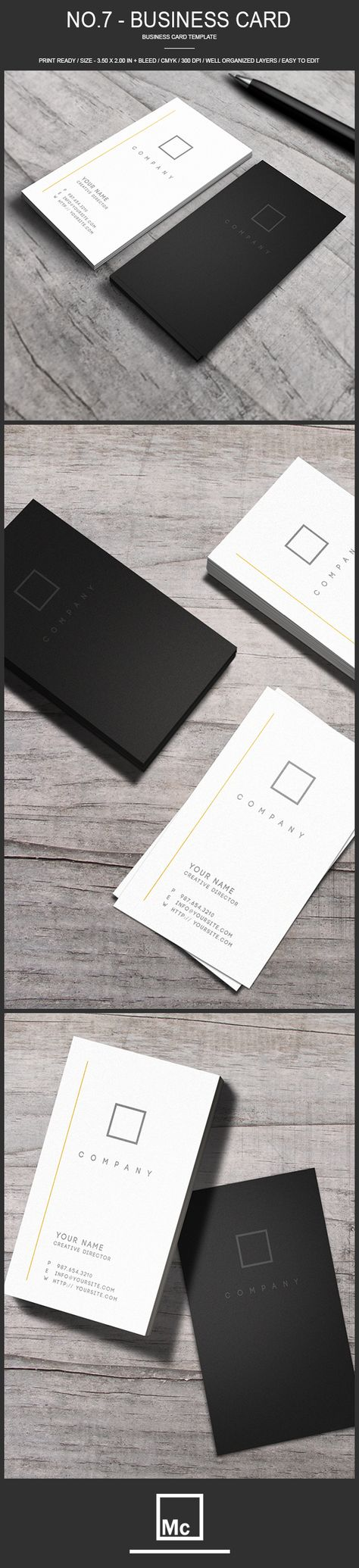 21 best Business Card Ideas images on Pinterest | Business cards ...